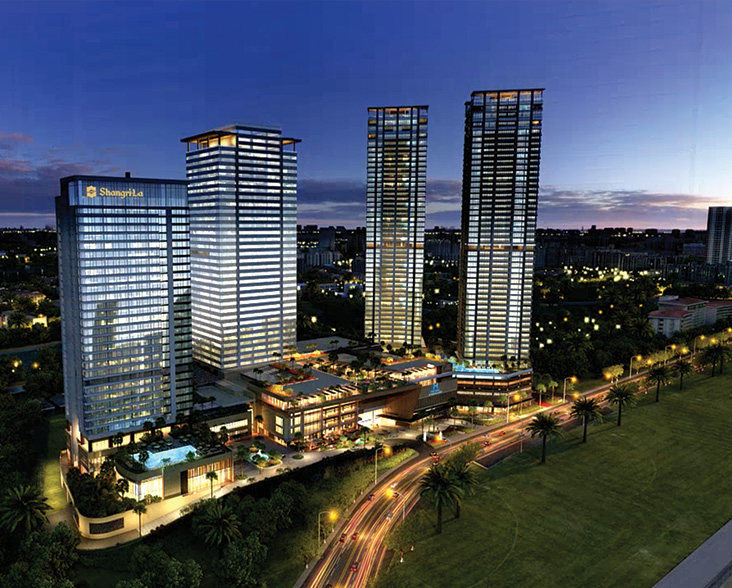 Shangri La Hotel Colombo Micro Vision Satellite Systems